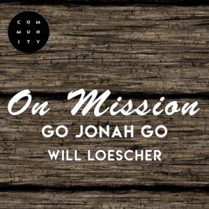 Go Jonah Go!