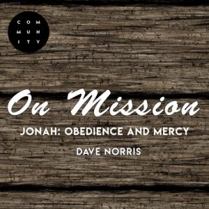 Obedience And Mercy