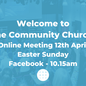 Online Meeting 12th April Easter Sunday