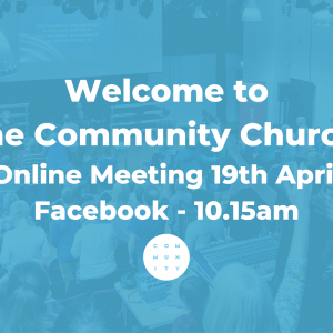 Online Meeting 19th April