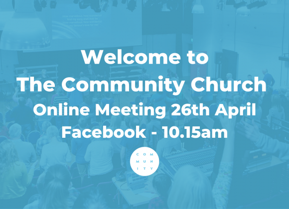 Online Meeting 26th April