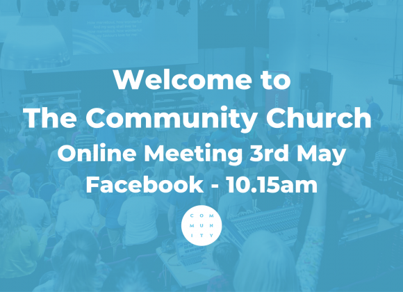 Online Meeting 3rd May