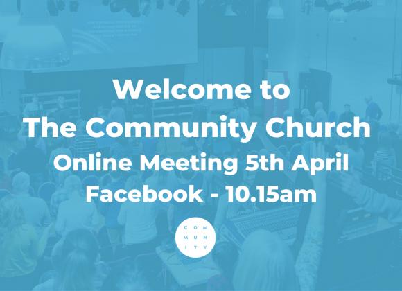 Online Meeting 5th April