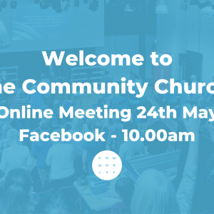 Online Meeting 24th May