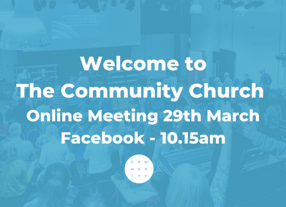 Online Meeting 29th March