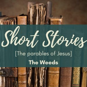 The Parables Of Jesus – The Weeds