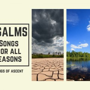Psalms – Songs For All Seasons – Songs of Ascent