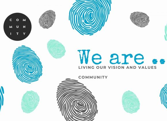We are….Community